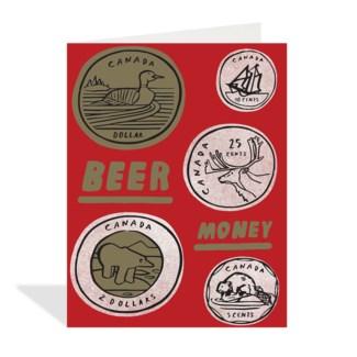 SF Beer Money 4.25x5.5|Halfpenny