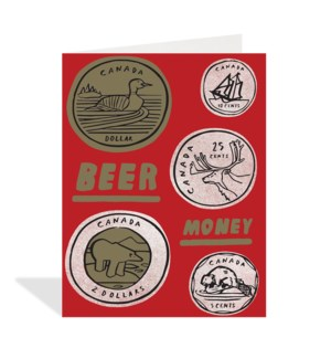 Beer Money|Halfpenny