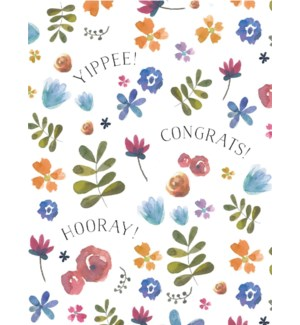 Floral Congratulations|Loose Leaves