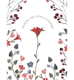 Floral Sympathy|Loose Leaves