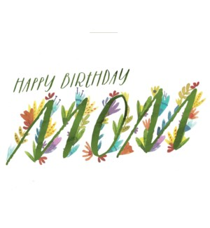 Mom Birthday|Loose Leaves