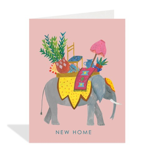Elephant New Home|Halfpenny