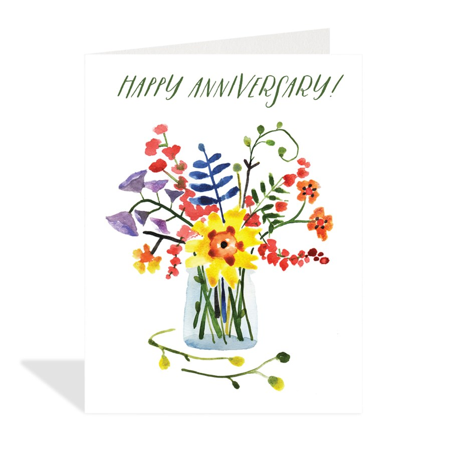 Floral Anniversary|Halfpenny