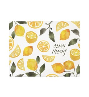 Lemon Thank You|Halfpenny