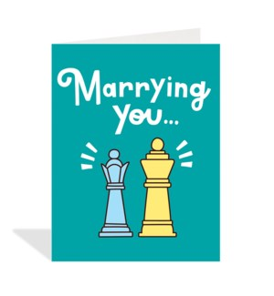 Marrying You Chess|Halfpenny