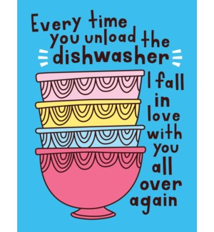 Dishwasher Love|Halfpenny