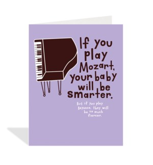 Mozart for Your Baby|Halfpenny