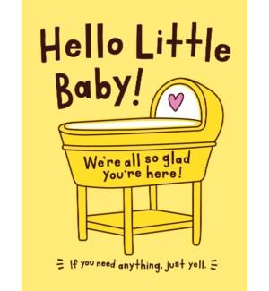 Hello Little Baby|Halfpenny