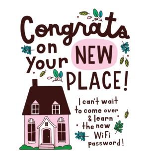 New Place Wifi|Halfpenny