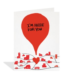 Here for you map|Halfpenny
