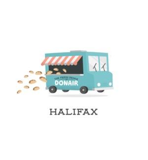 Halifax Food Truck|Halfpenny
