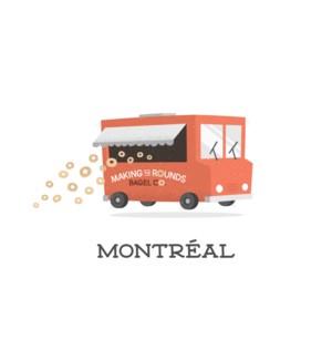 Montreal Food Truck|Halfpenny