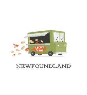 Newfoundland Food Truck|Halfpenny