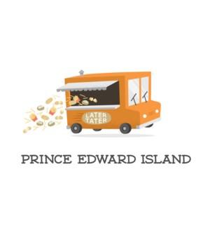 PEI Food Truck|Halfpenny