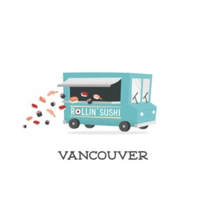 Vancouver Food Truck|Halfpenny