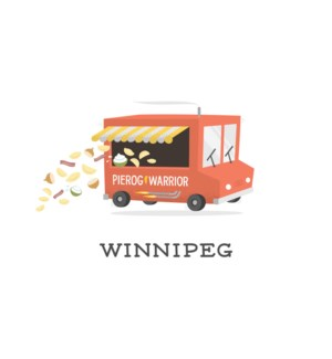 Winnipeg Food Truck|Halfpenny