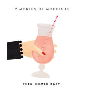 Mocktails Then Baby|Halfpenny