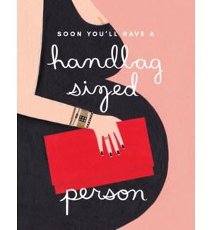 Handbag Sized Person|Halfpenny