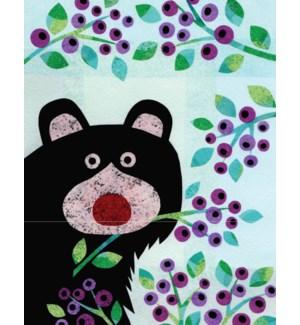Bear And Berries Halfpenny