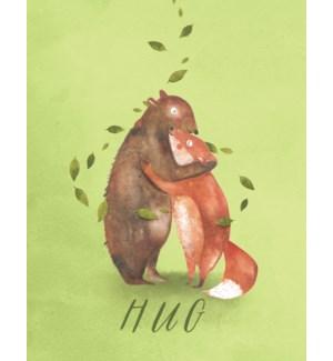 Critter Hug|Halfpenny