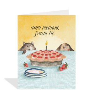 Sweetie Pie Halfpenny