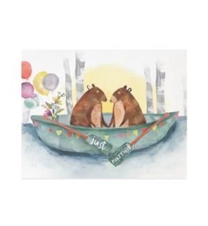 Married Bears Halfpenny