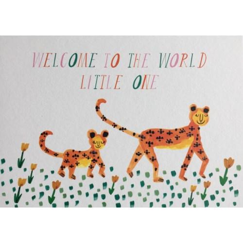 Leopard Baby|Halfpenny