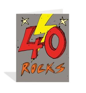 40 Rocks|Halfpenny