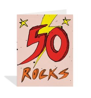 50 Rocks|Halfpenny