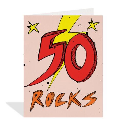 50 Rocks Halfpenny