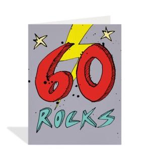 60 Rocks|Halfpenny