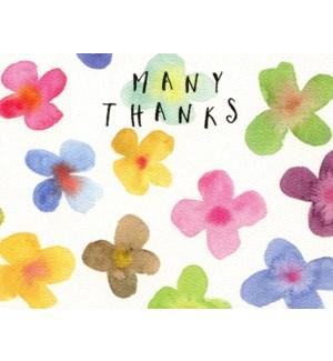 Multi Flower|Halfpenny