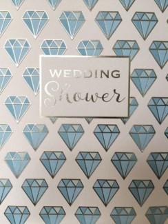 Wedding Shower Diamonds|Halfpenny