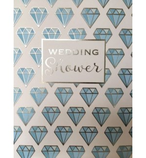 Wedding Shower Diamonds|Halfpenny