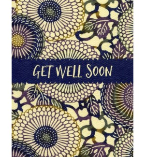 Chrysanthemum Get Well Soon|Halfpenny