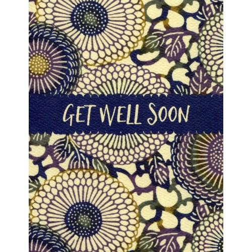 Chrysanthemum Get Well Soon|Halfpenny
