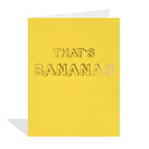 Bananas|Halfpenny