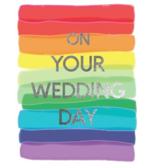 Rainbow Wedding|Halfpenny