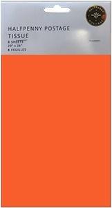 Orange Tissue|Halfpenny