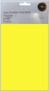 Yellow Tissue|Halfpenny