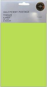 Light Green Tissue|Halfpenny