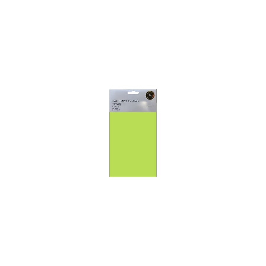 TISSUE-Light Green|Halfpenny