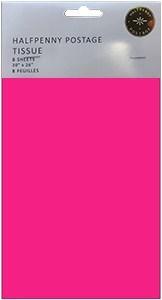 Pink Tissue|Halfpenny
