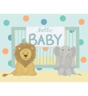 Baby stuffed toy critters|Halfpenny
