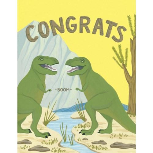 Congrats dinosaurs|Halfpenny