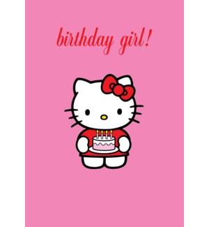 HK Cake Birthday Girl 5x7|Hype