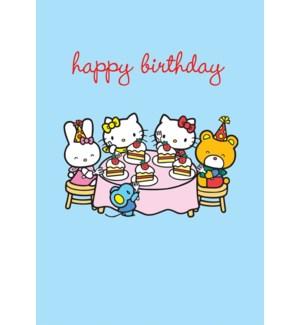 HK birthday party 5x7|Hype