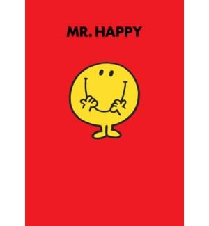 Mr Happy 5x7|Hype