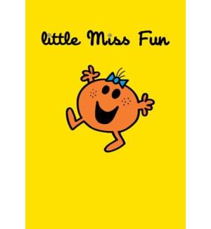 Little Miss Fun 5x7|Hype