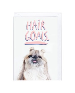 Hair Goals 4x6|Jolly Awesome